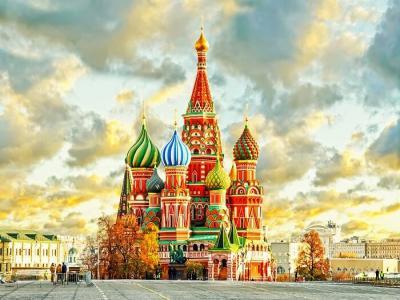 Опознай Русия 2019 - Санкт Петербург и Москва с полет от София