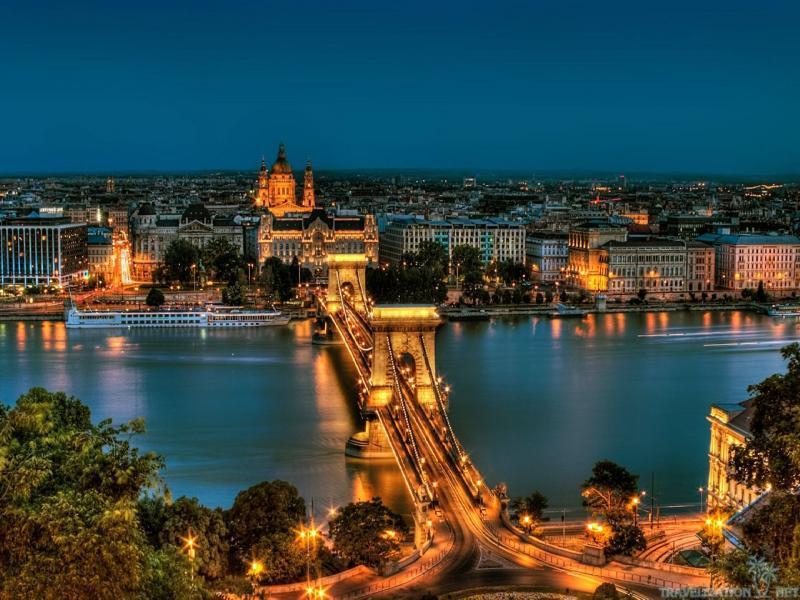 Formula 1 в Будапеща - Унгария 2020