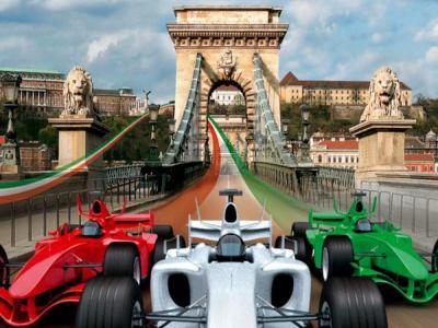 Formula 1 в Будапеща - Унгария 2019 - Ранни записвания