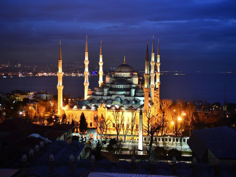 Септемврийски празници в Истанбул с 3 нощувки