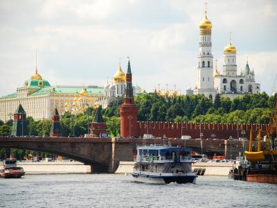 Великолепието на Русия - Москва и Санкт Петербург