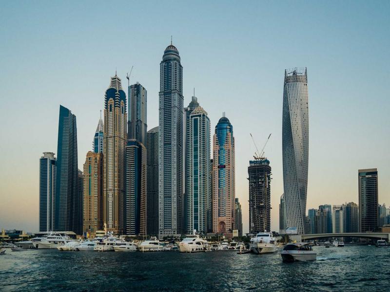 Нова година 2020 в Дубай от София 28.12.2019 с 6 нощувки