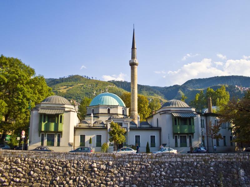 Нова година 2020 в Сараево, с дневен преход