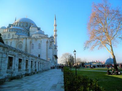 Нова година 2020 в Истанбул – 3 нощувки от 28.12.2019 г. с нощен преход