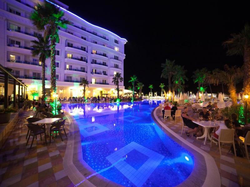Нова година в Албания 2020, хотел GRAND BLUE FAFA RESORT 5*