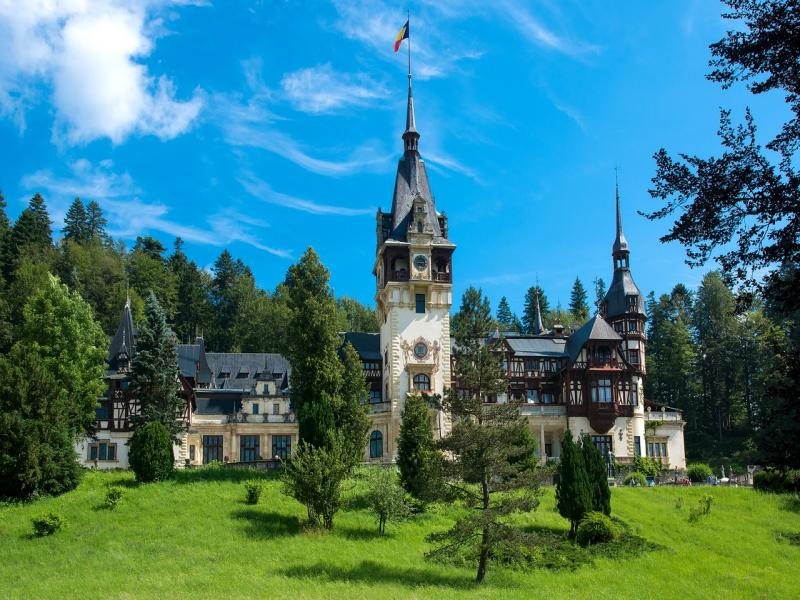 Уикенд в страната на Граф Дракула - Синая Бран и Брашов