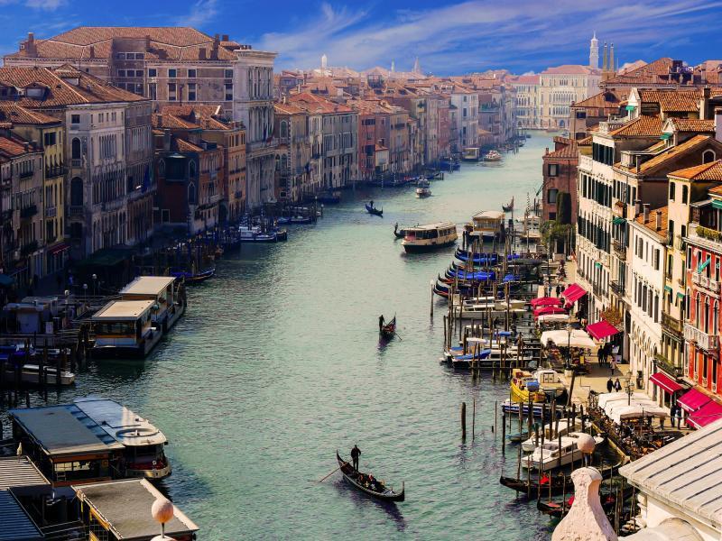 Италия 2020 - Загреб, Верона, Венеция и  Милано
