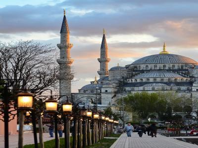 Уикенд в Истанбул 3 дни 2 нощувки 2020 - автобусна екскурзия