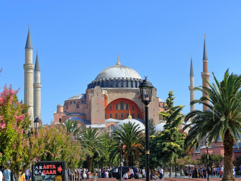Екскурзия  до  Истанбул с 3 нощувки 2020