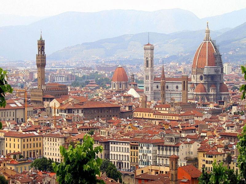 Под небето на Тоскана 2020