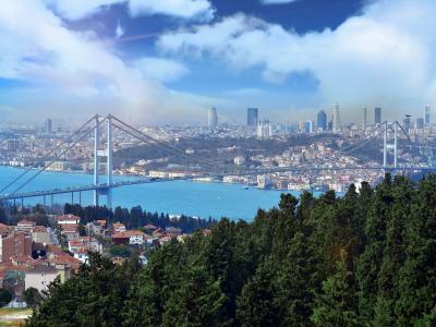Екскурзия в Истанбул 07.04.2020 с 4 нощувки - дневен преход