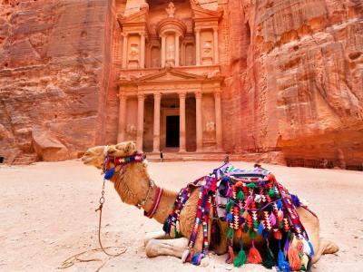 Израел и Йордания - едно пътешествие през вековете, 5 нощувки, полети с Ел Ал, СТАНДАРТНА ПРОГРАМА!