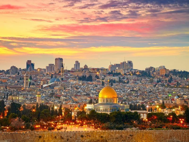 Израел - 5 нощувки, дата 01.05.2020, полет с Ел Ал. ОБОГАТЕНА ПРОГРАМА!