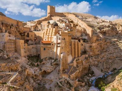 Израел и Йордания пролет 2020, 7 нощувки с полет на България Еър