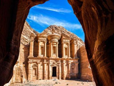 Израел и Йордания 27.03.2020, 7HB с полет на Eл Ал