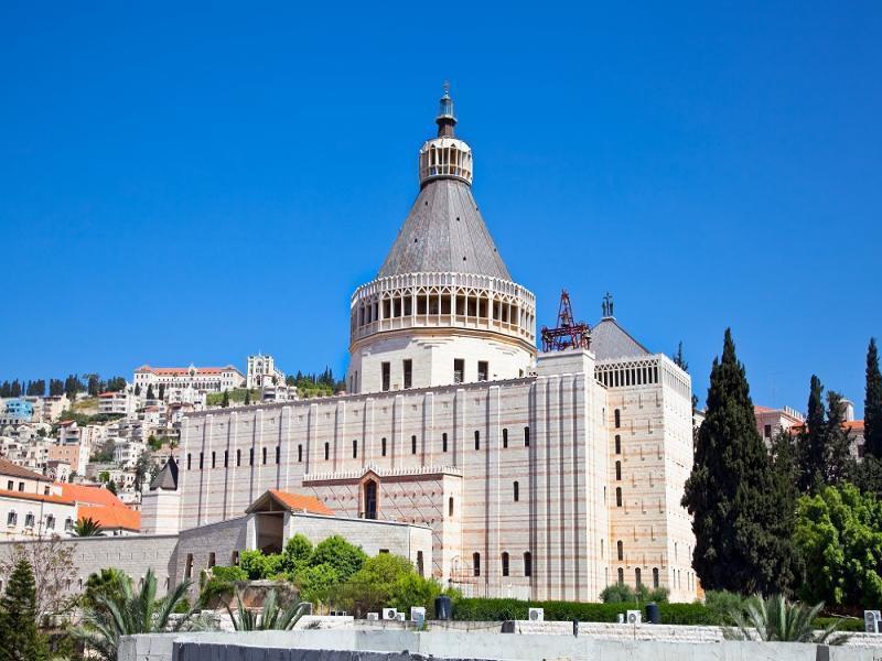 Израел и Йордания пролет 2020, 7 HB - Акаба, Ейлат и Масада (с България Еър)