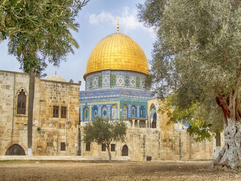 Израел - Експрес Хаджия с 3 нощувки ПРОЛЕТ 2020, полети с Ел Ал