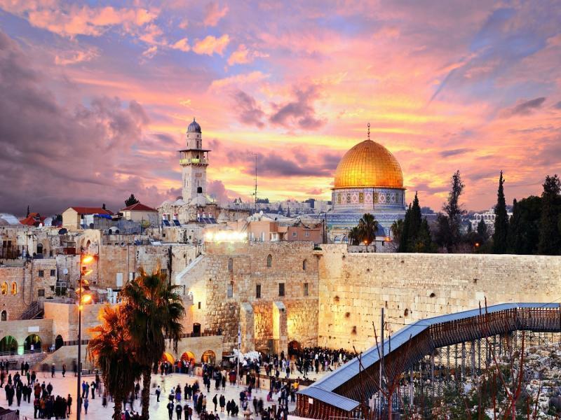 Израел - Експрес Хаджия с 3 нощувки, 21.04.2020, полети с Ел Ал