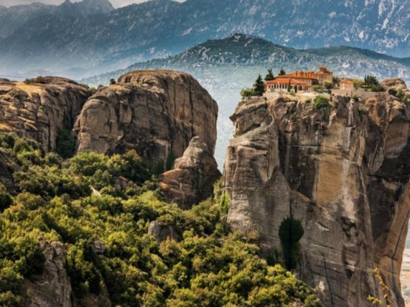 Екскурзия до Гърция - Солун и Метеора  - Осмото чудо на света