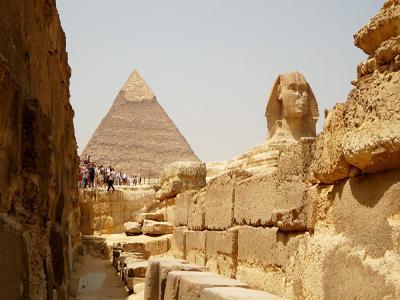 Круиз по Нил, Египет