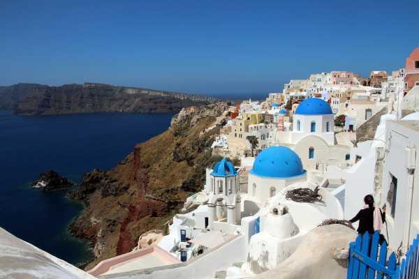 Майски круиз, Гърция