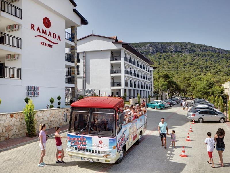 Почивка в хотел RAMADA RESORT AKBUK 4* в Дидим