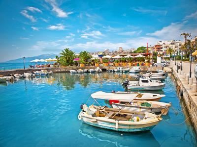 Великден в Албания + о-в Корфу