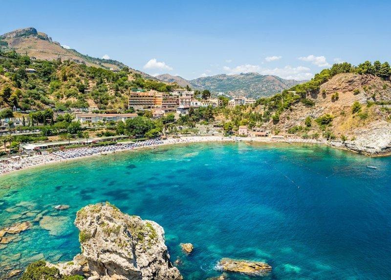 Почивка в Сицилия