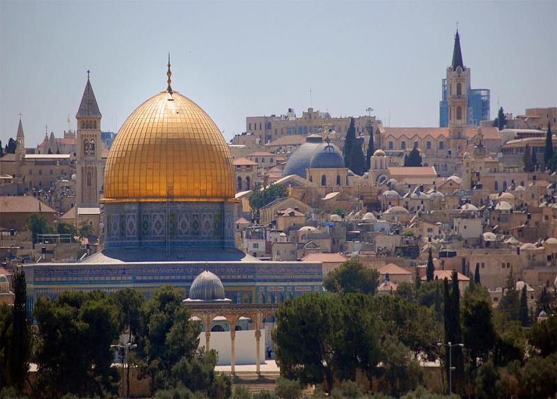 Израел и Йордания 2020