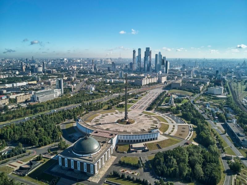 Уикенд в Москва