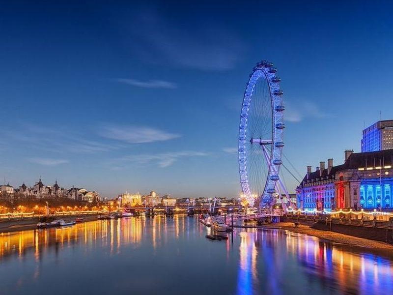Уикенд разхода до Лондон