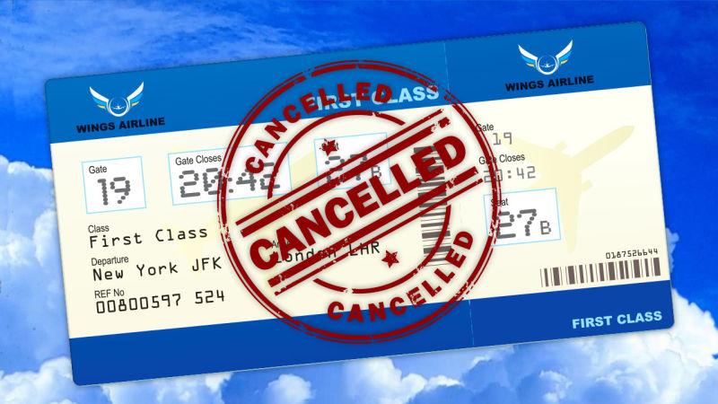 Права на пътниците при закъснение или анулиране на полет