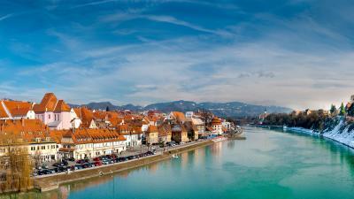 Нова година в Марибор, Словения
