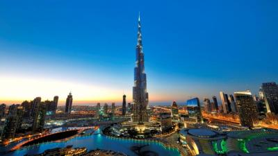 Дубай 7 нощувки