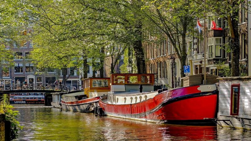 Градска почивка в Амтердам