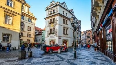 Романтични замъци в Бохемия