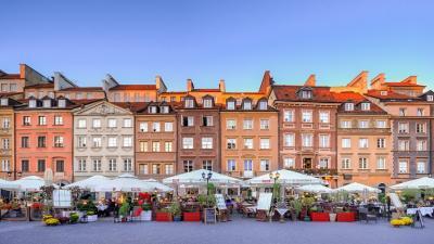 Уикенд във Варшава