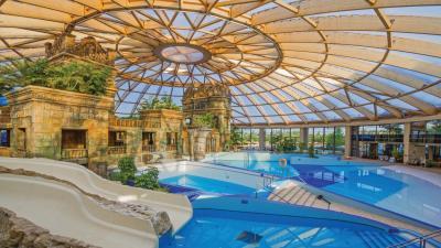 Летни емоции в Aquaworld Resort, Будапеща