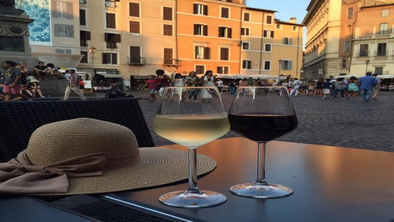 Уикенд в Рим