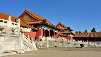 Шанхай - Жаоджияолу -Пекин
