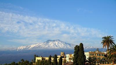 Нова година в Сицилия