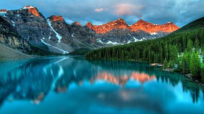 Едно вълнуващо пътуване до Канада