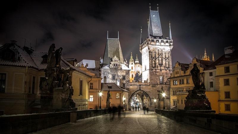 Уикенд в Прага
