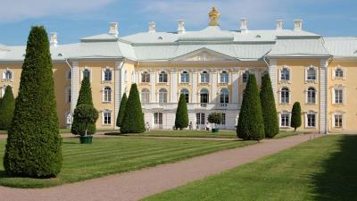 Санкт Петербург - В пика на Белите нощи