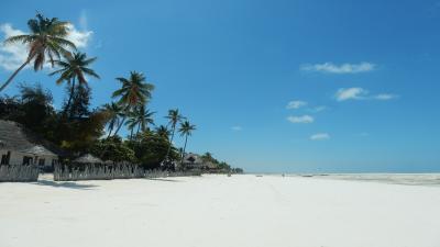 Нова година 2020 на остров Занзибар