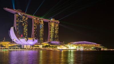 Нова година 2020 в Сингапур