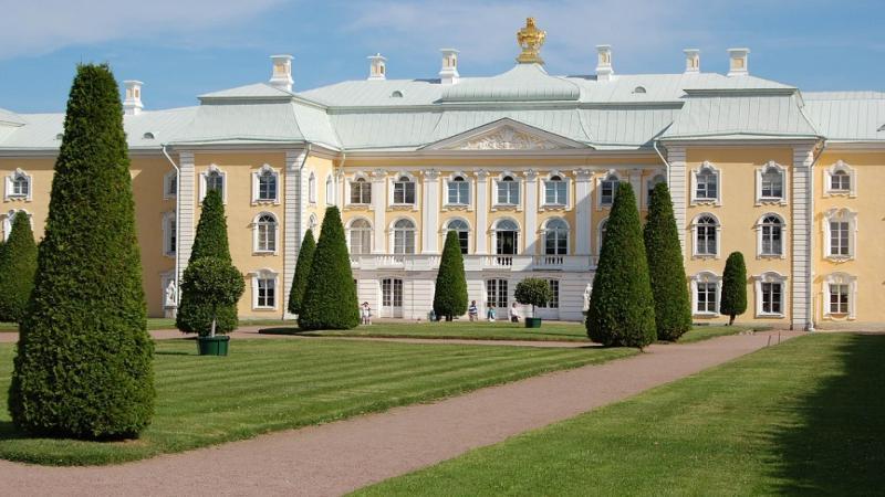 Руско величие и бели нощи