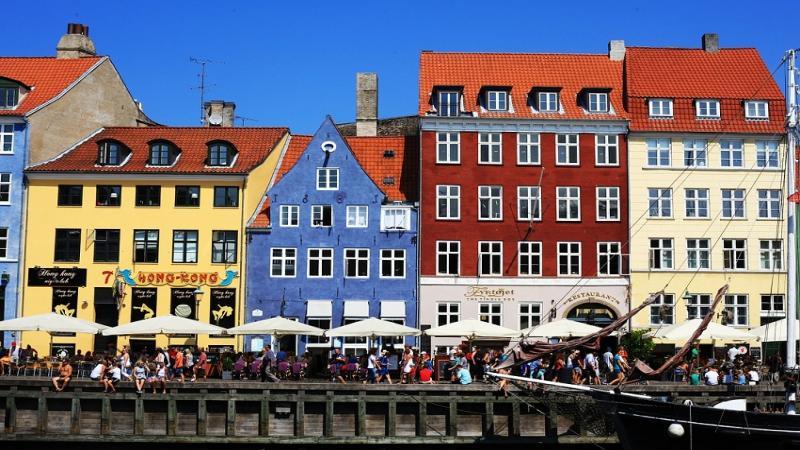 Великден в Копенхаген