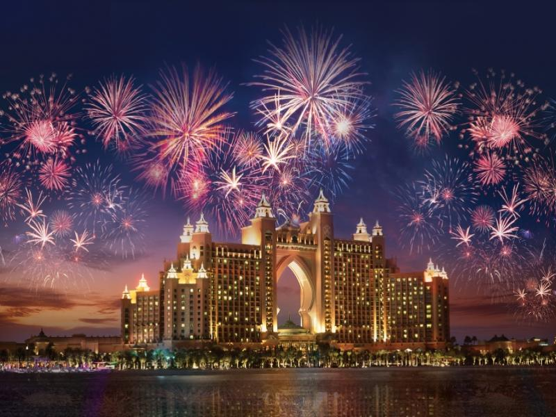 Нова година в Дубай - 29.12.2017 - 05.01.2018