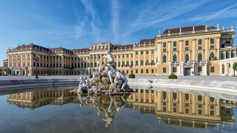 Уикенд във Виена